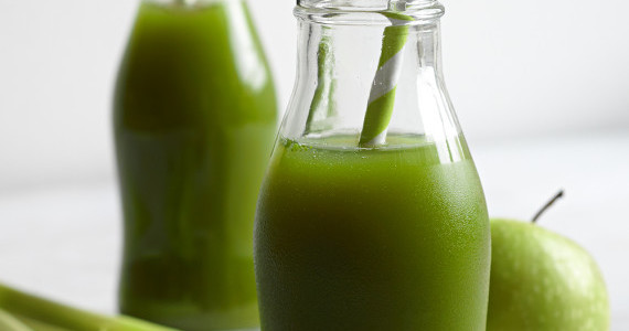 Sirtfood Diet Green Juice