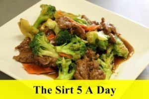 sirtfoods daily