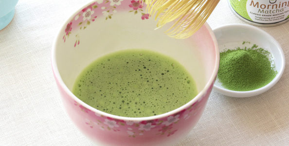 What's So Good About Matcha Tea?