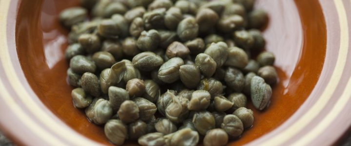 Capers-A Powerful Little Sirtfood