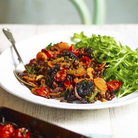 New sirtfood recipes sirtfood diet sirtfood diets braised puy lentils new sirtfood recipes forumfinder Image collections